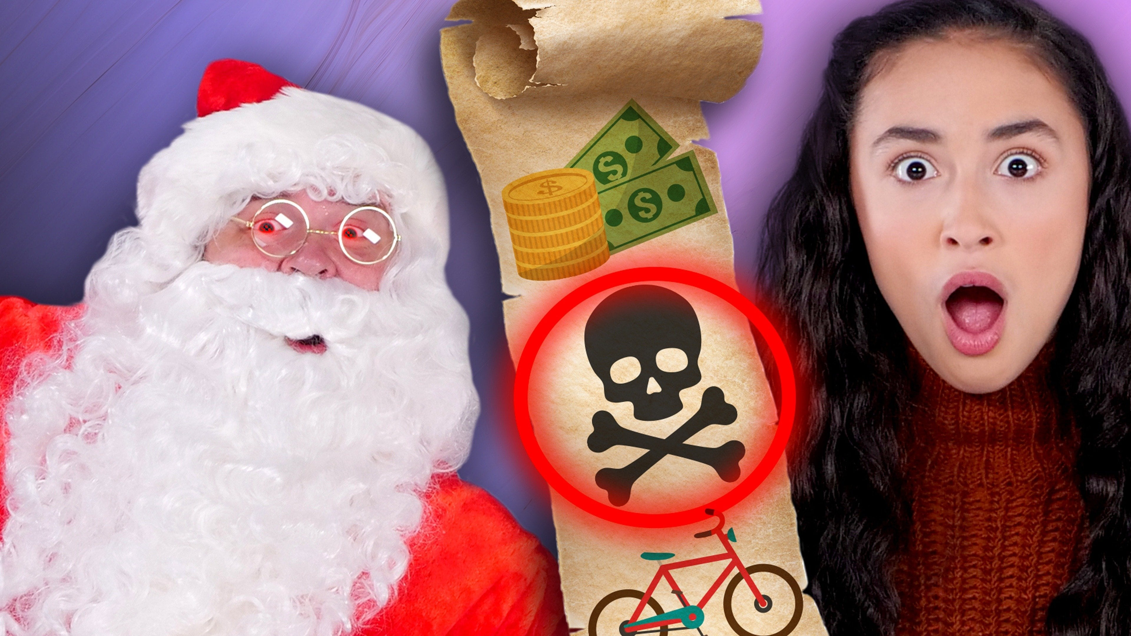 Santa's Magic List Trick