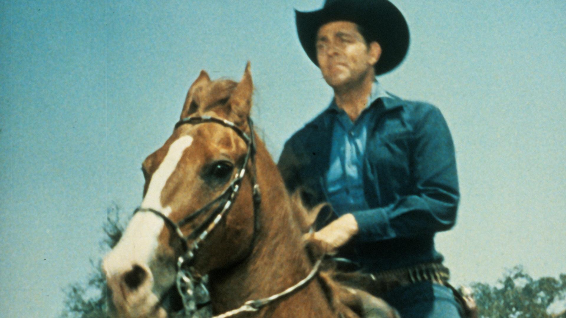 Gunfight in Black Horse Canyon