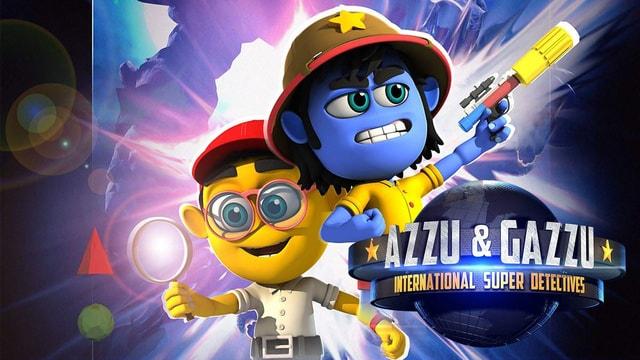Azzu and Gazzu: International Super Detectives