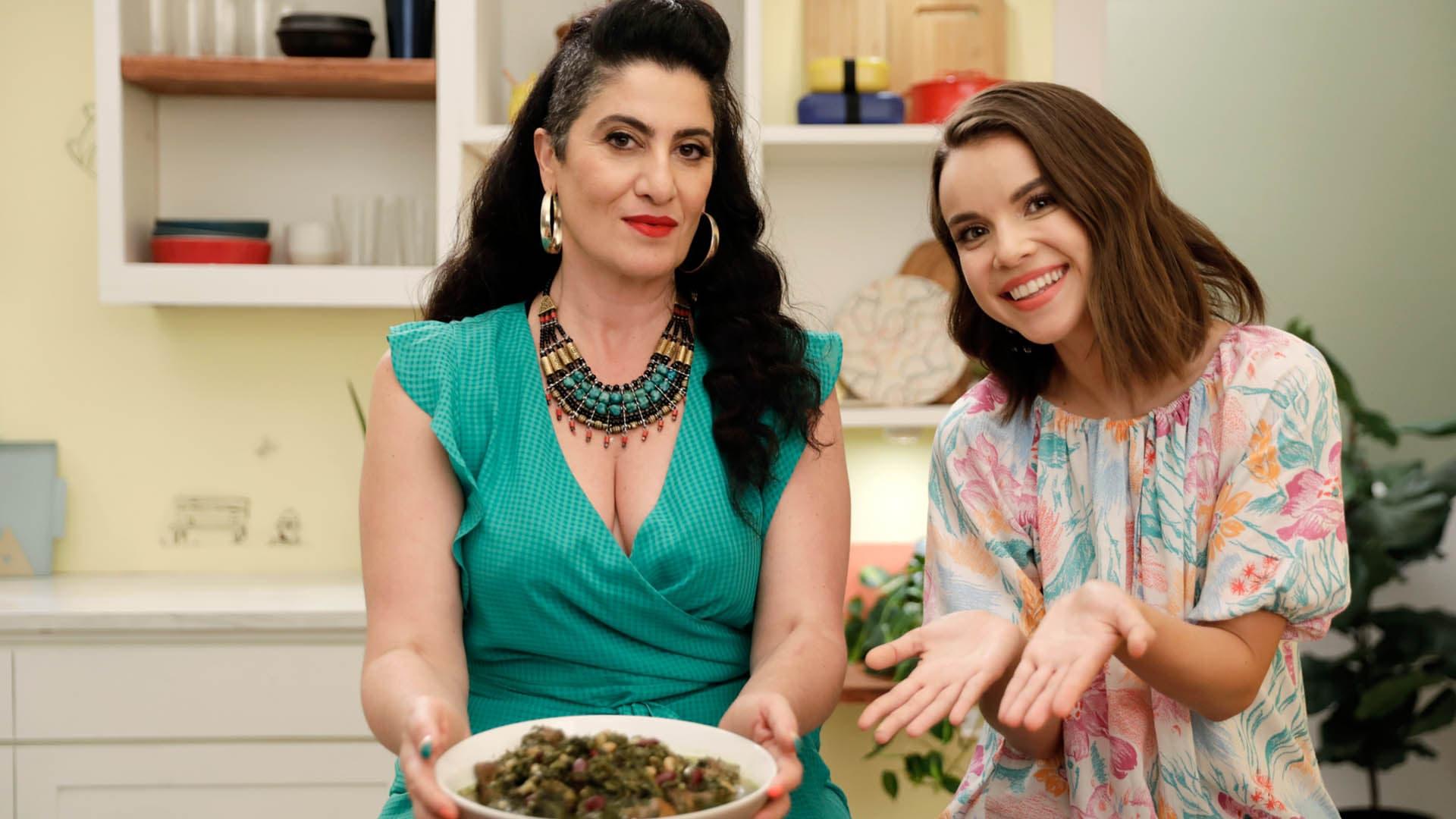 Parisa Parnian's Ghormeh Sabzi