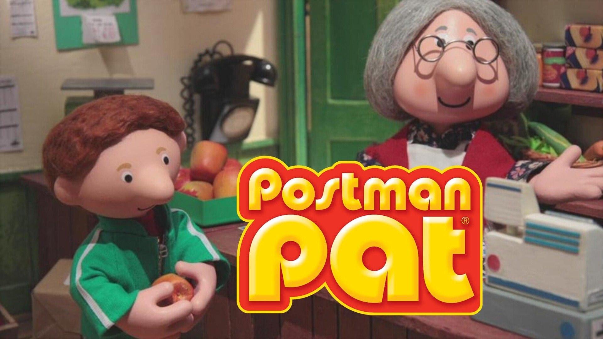 Postman Pat and the Grand Custard Race