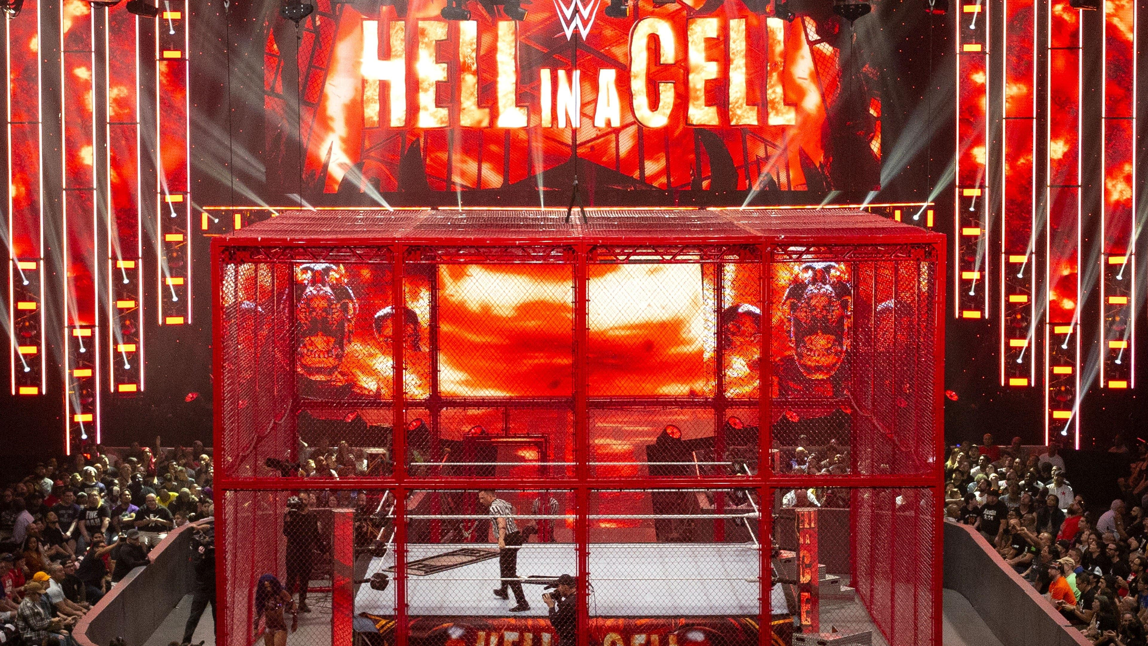 Watch Hell in a Cell Online | Peacock