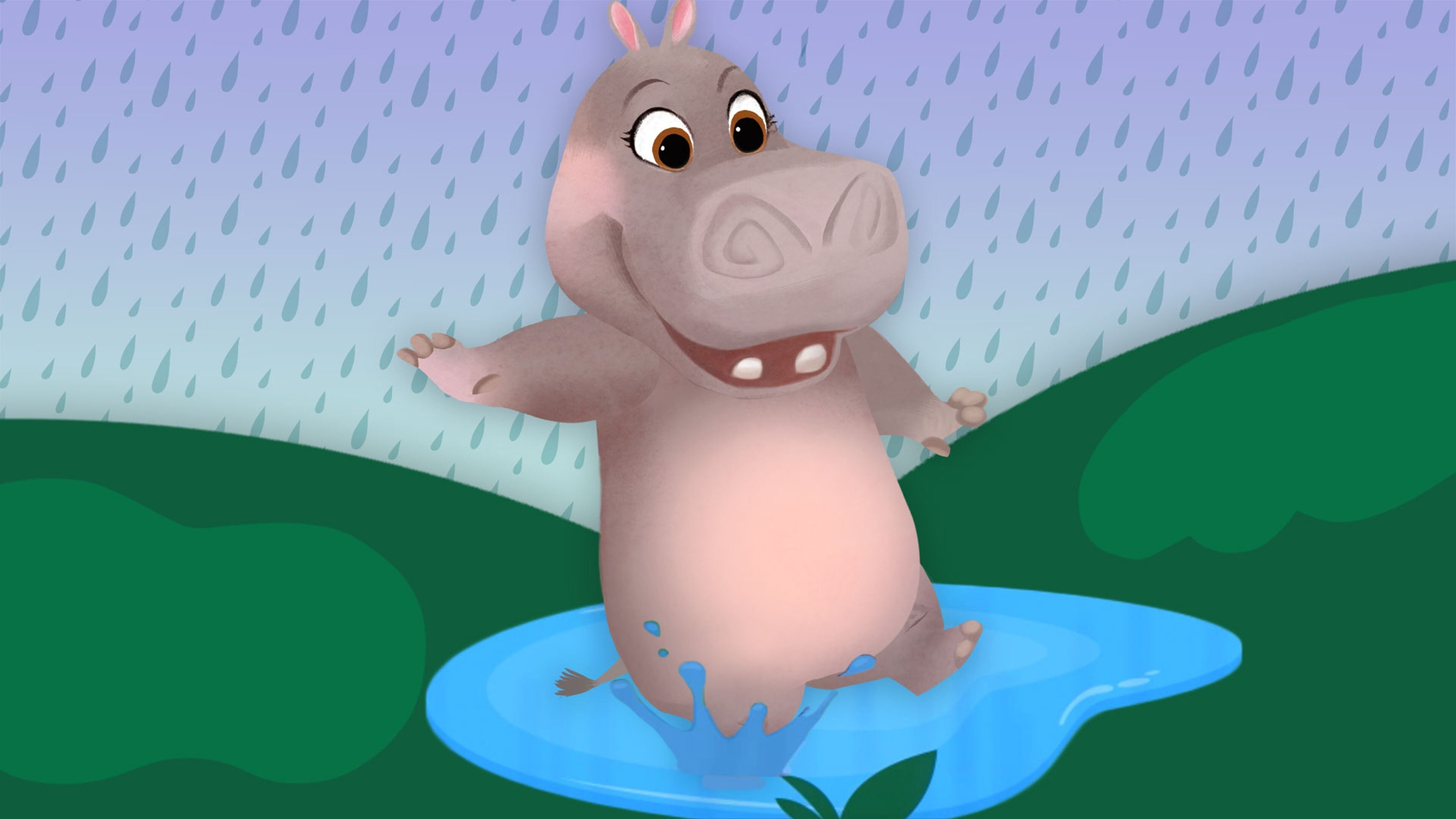 It's Raining, It's Pouring with Madagascar