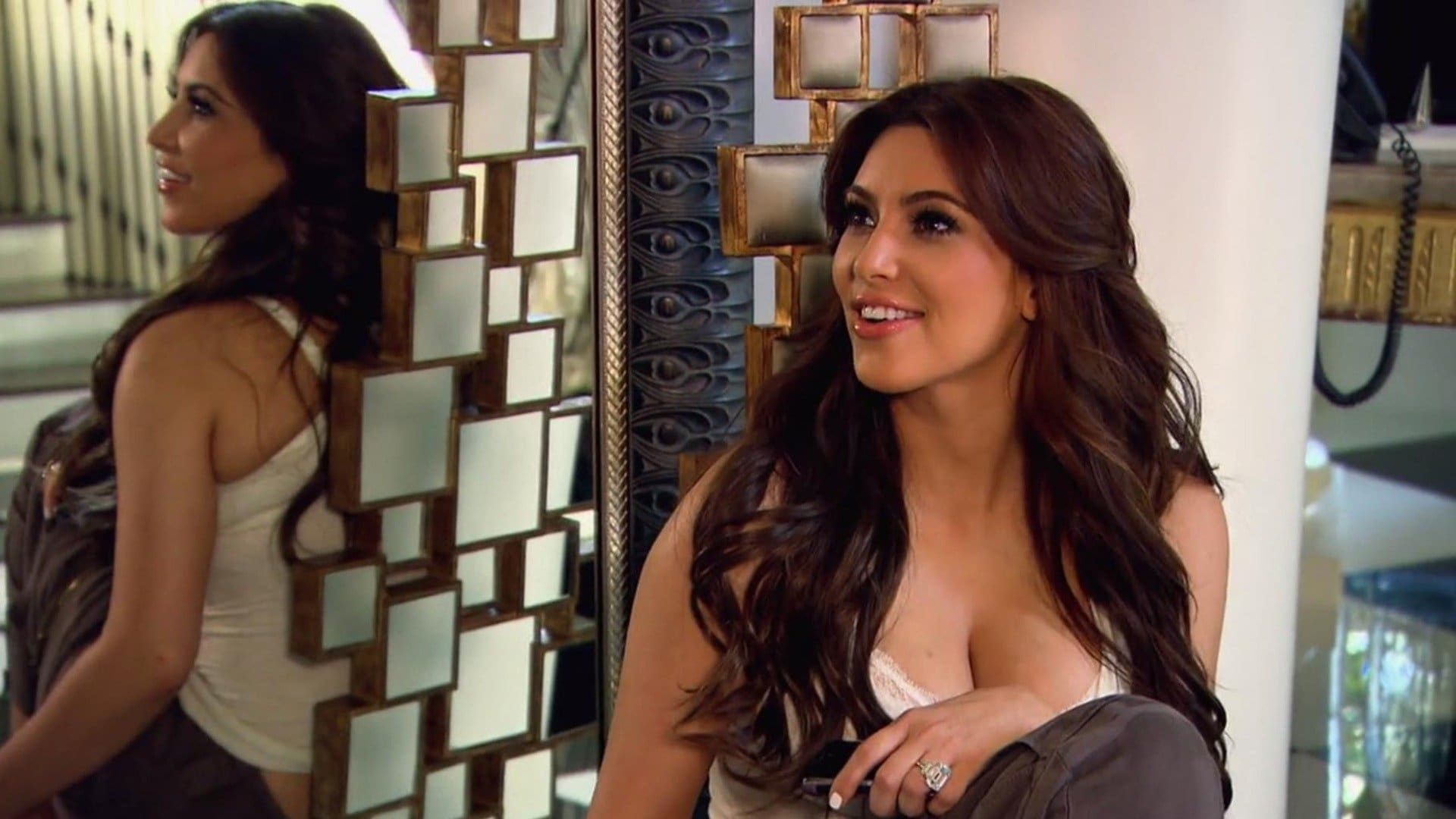Kim's Fairytale Wedding: A Kardashian Event Part 1