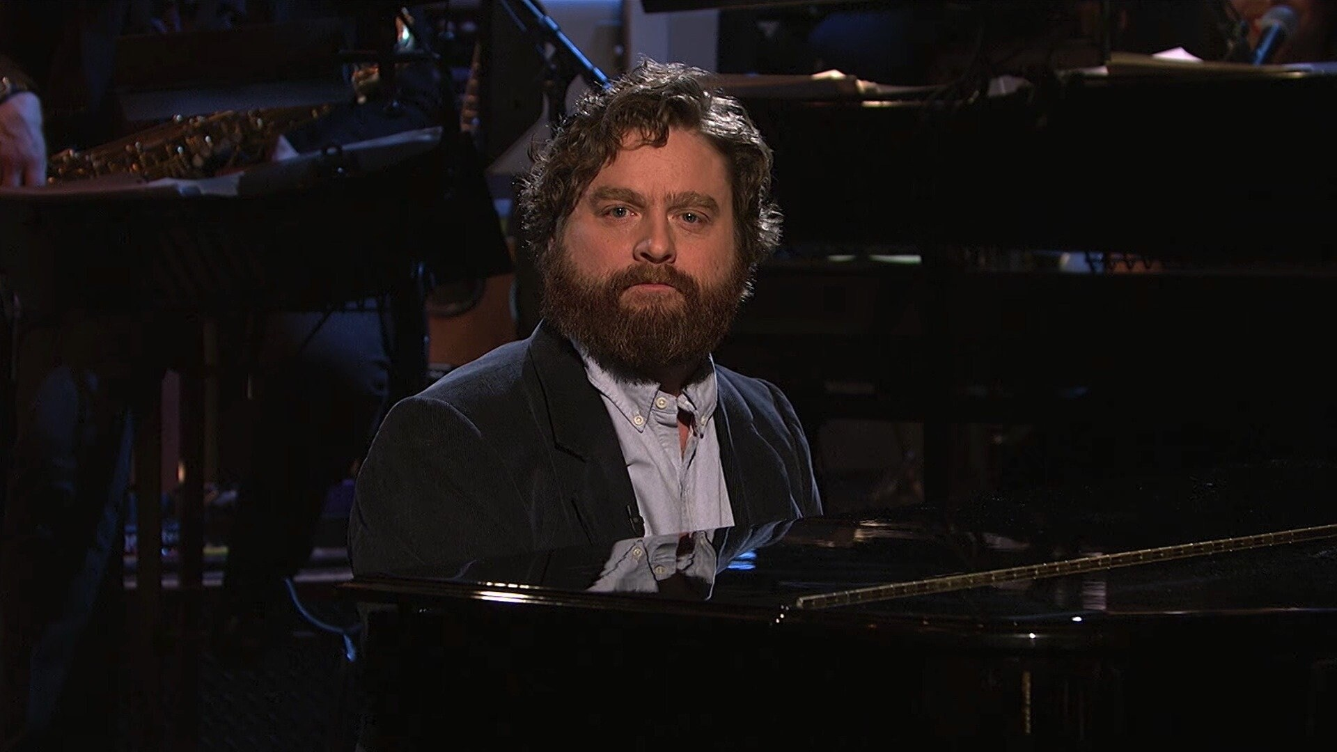 Zach Galifianakis: March 6, 2010