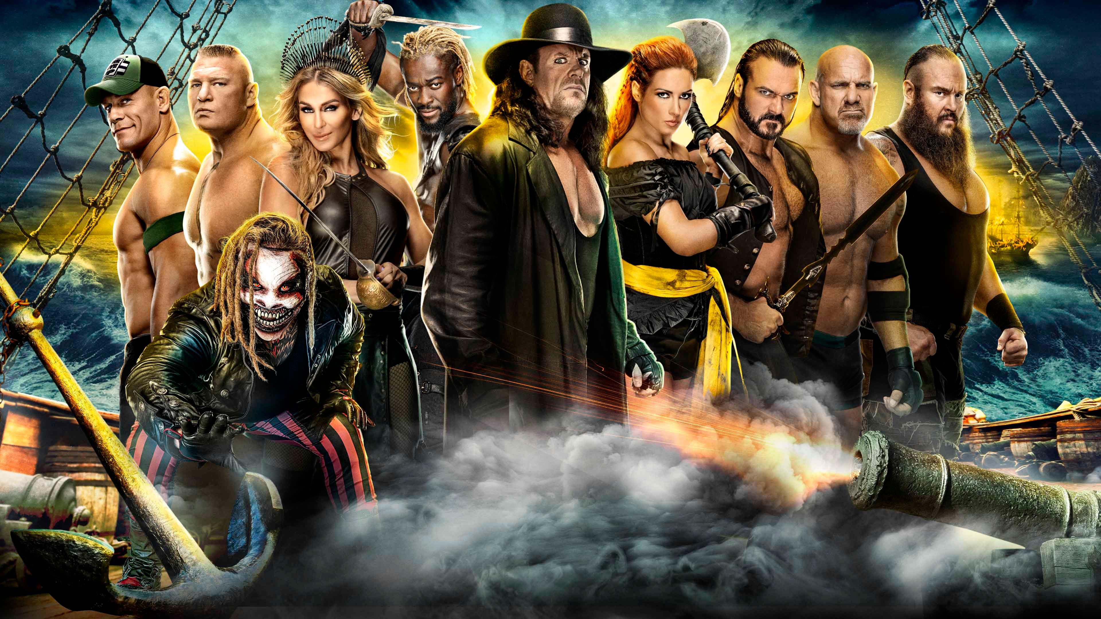 WrestleMania 36 Part 1