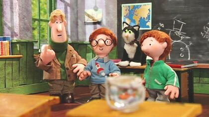 Postman Pat and the Talking Cat