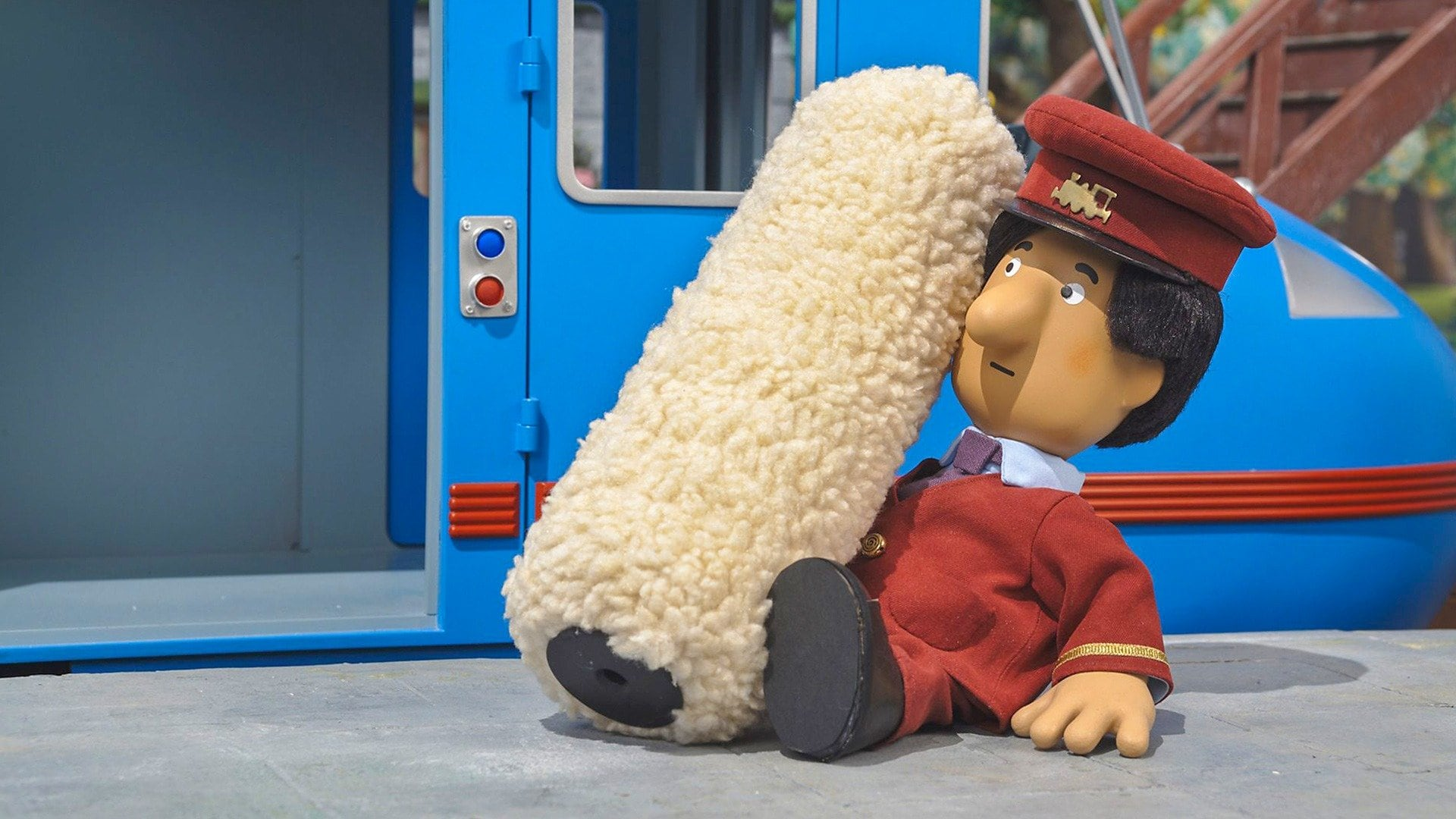 Postman Pat and the Reckless Rollers