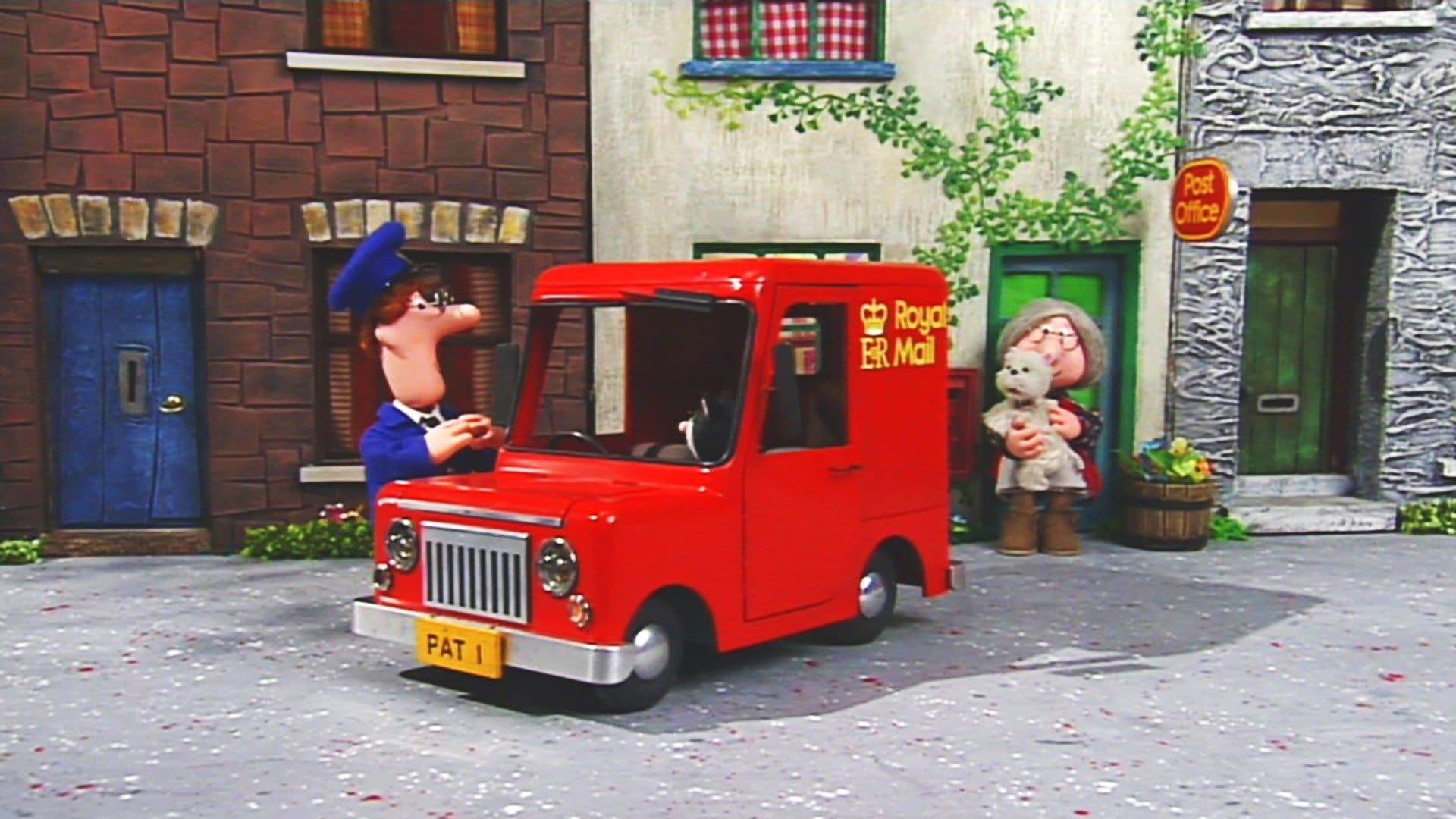 Postman Pat and the Lost Property