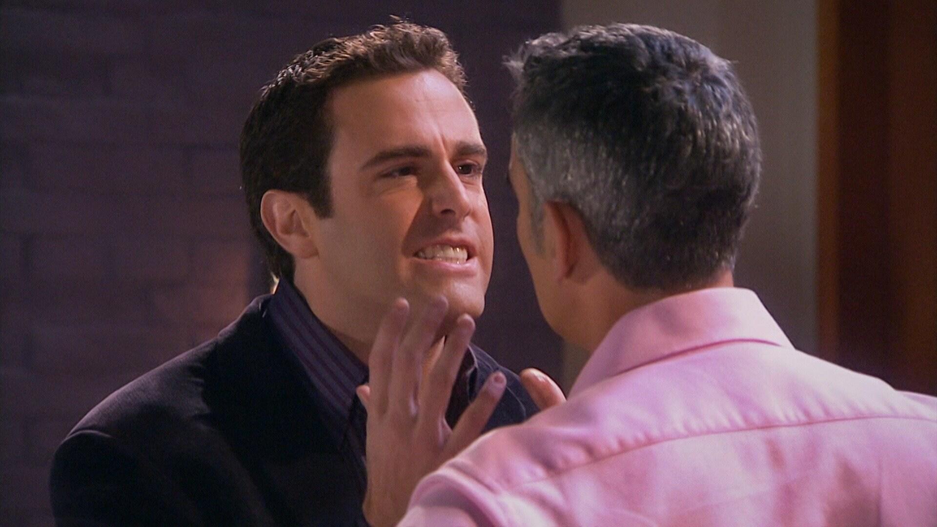 Christian no le teme a Martín
