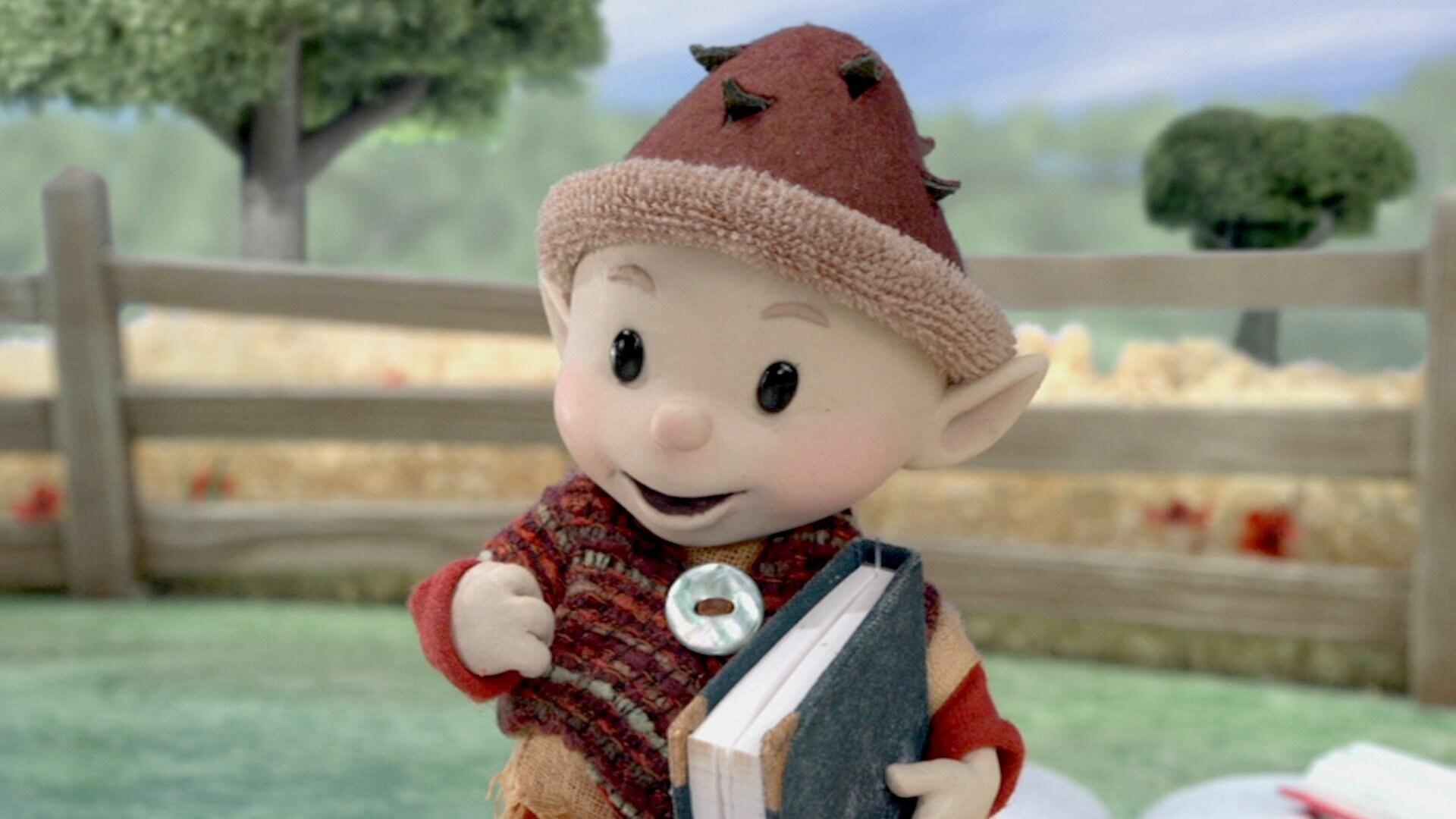 Rupert and the Magic Books
