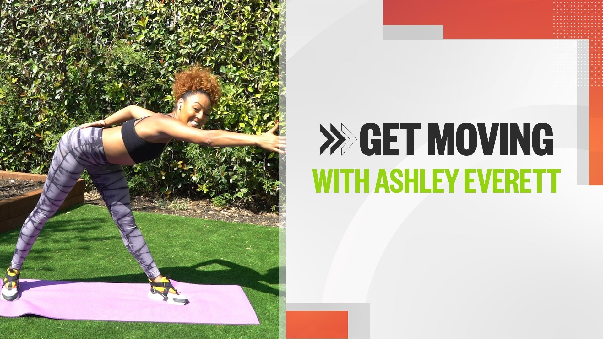 Get Moving With Ashley Everett