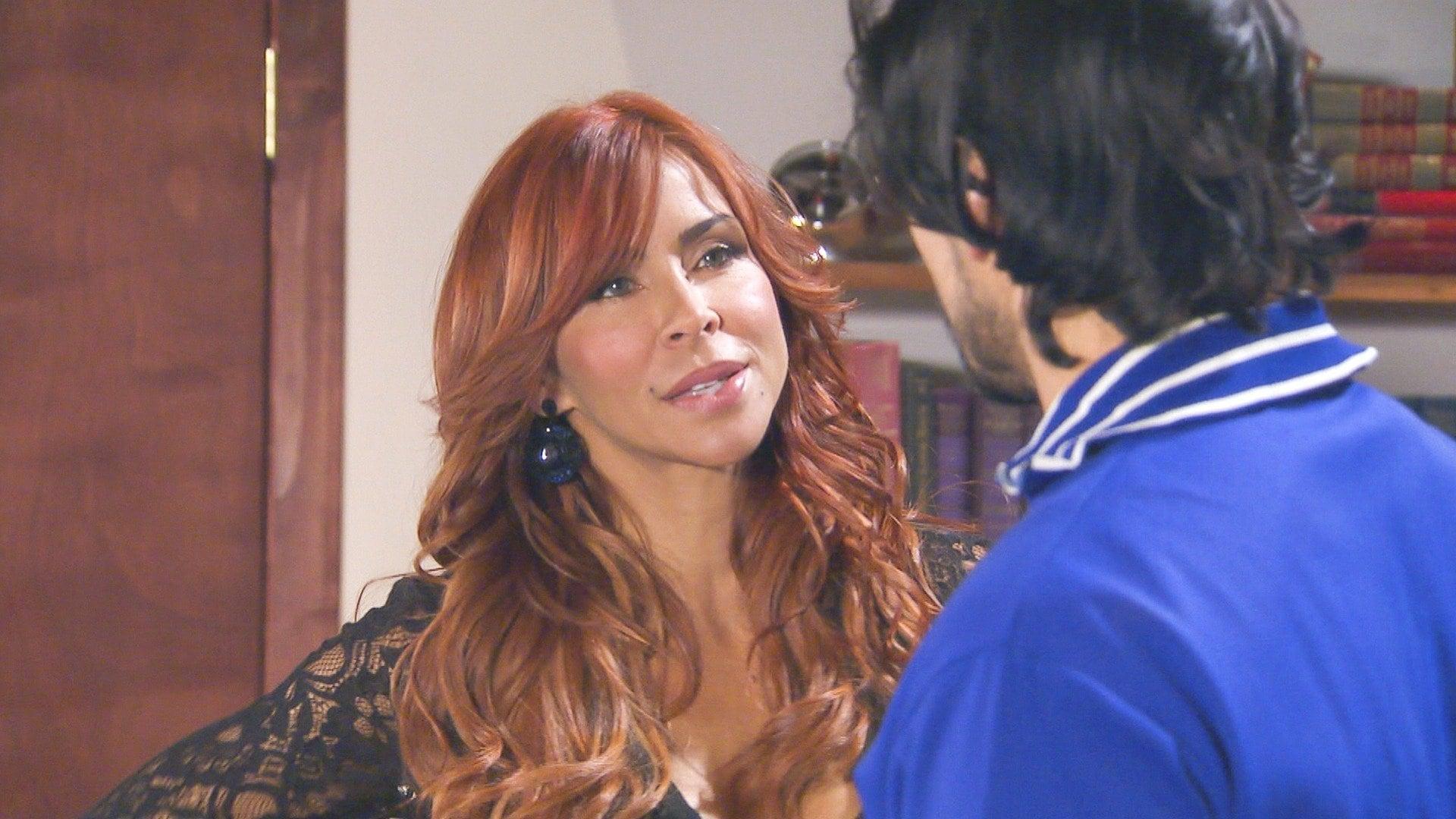 Luis defiende a su mujer