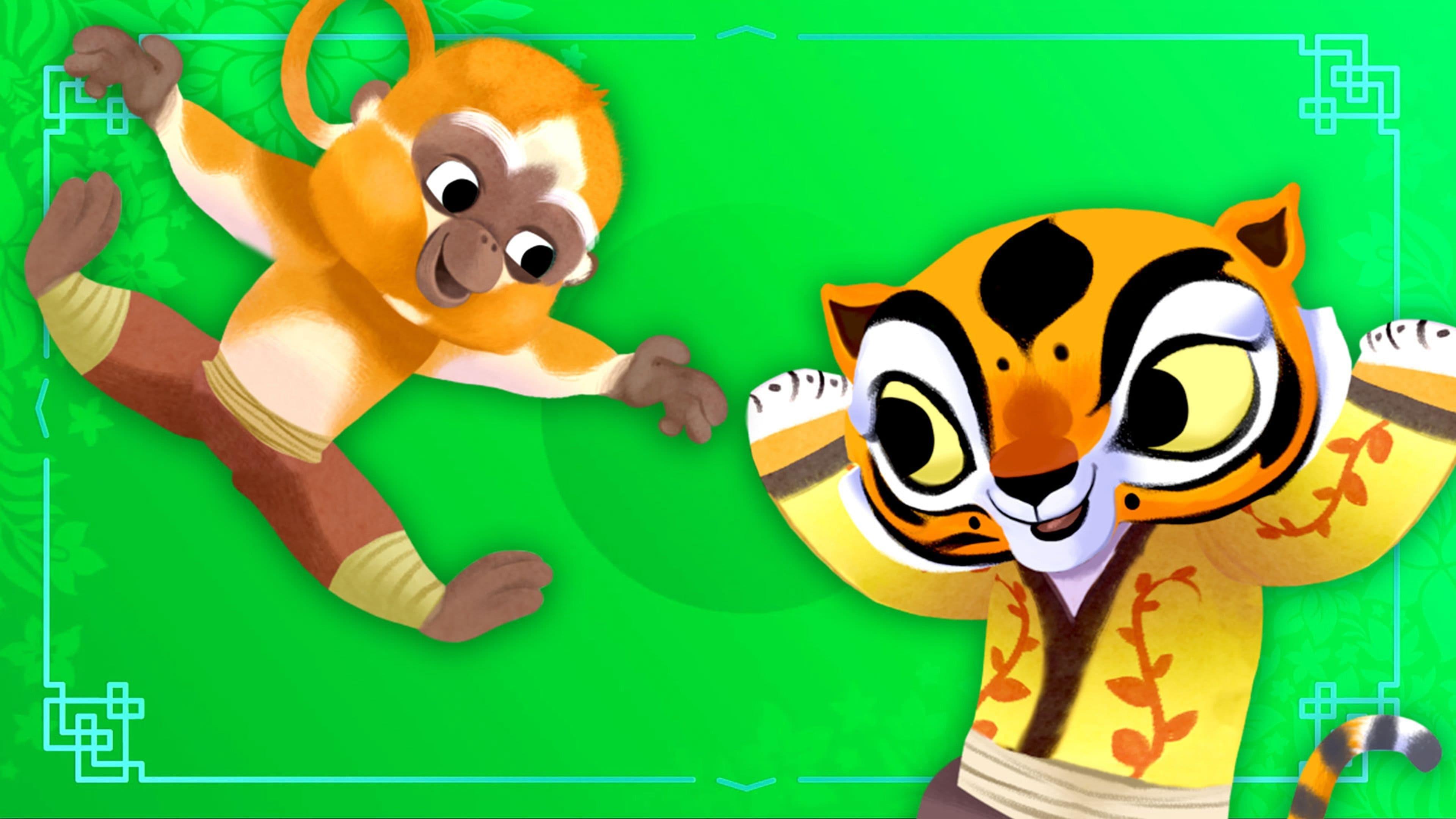 Pop Goes The Panda with Kung Fu Panda