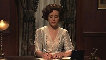 Claire Foy; Anderson Paak