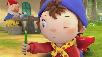 Noddy and the Rainbow Robber