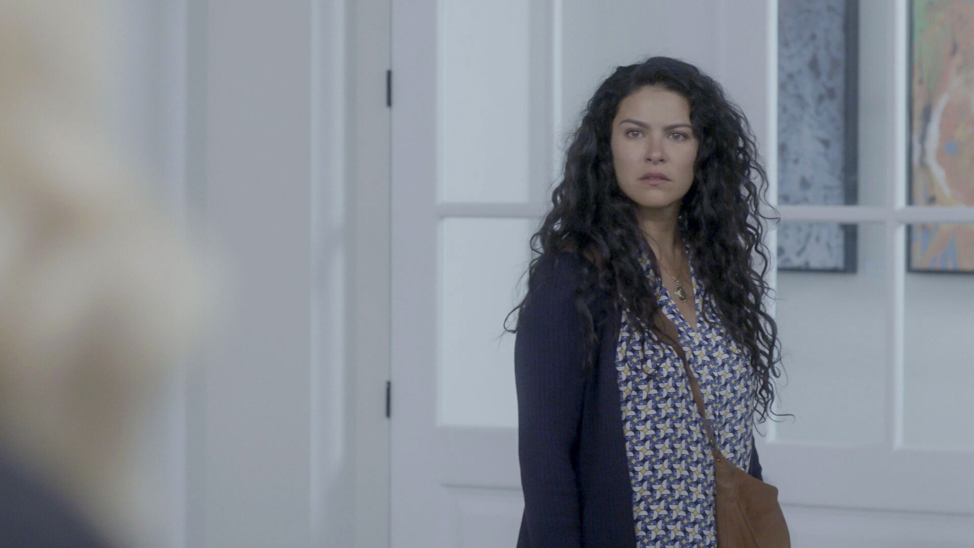 Eliza conoce a Alejandra